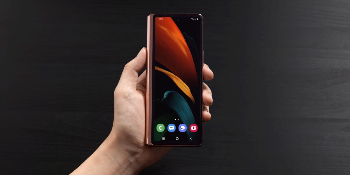 Ekran Samsung Galaxy Z Fold 2