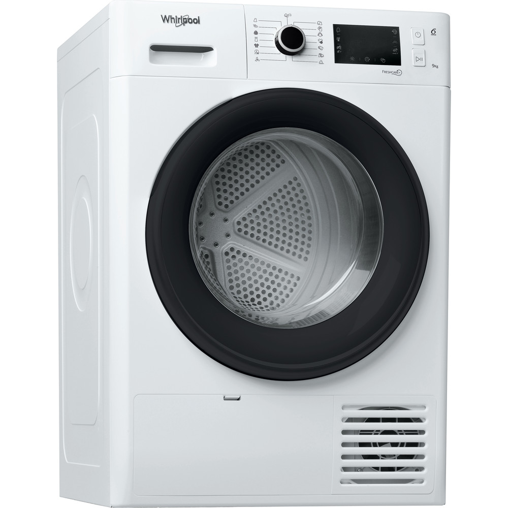suszarka do prania z pompą ciepła Whirlpool