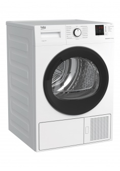 biała suszarka do prania BEKO