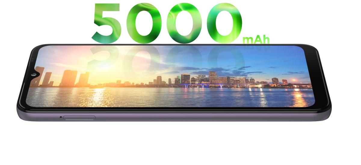 Moto G10 bateria 5000 mAh