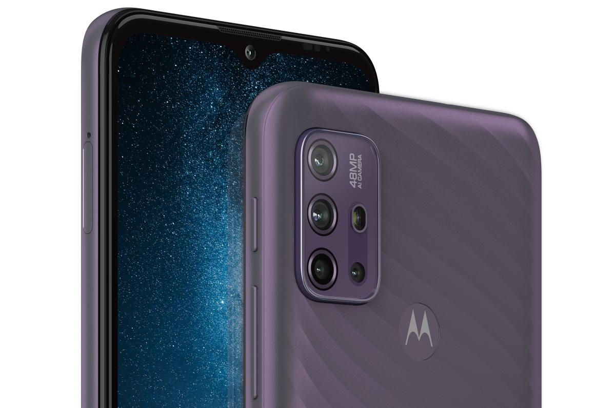 Motorola Moto G10 front i tył