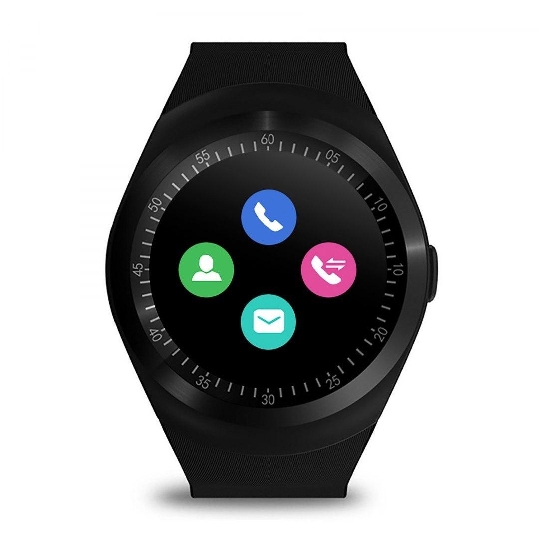 smartwatch Media-Tech czarny