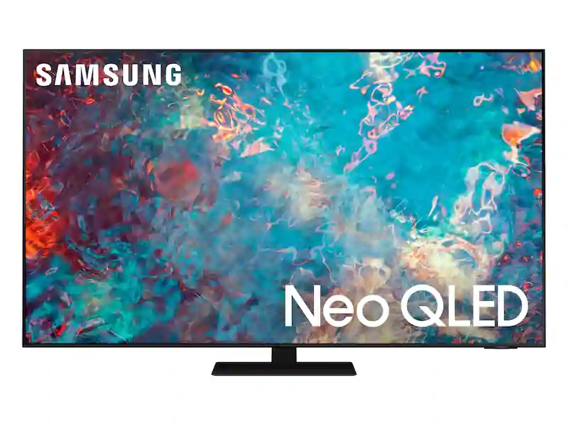 smukły telewizor 4K Samsung