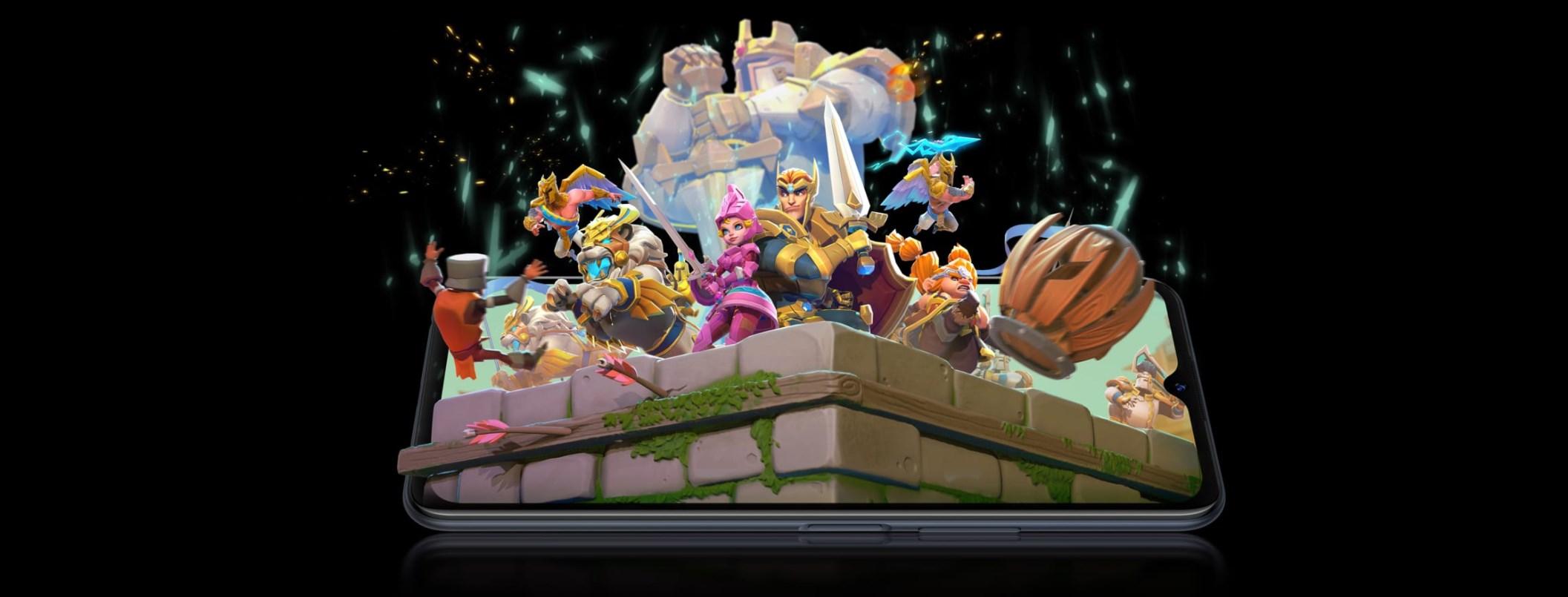 vivo y20s lords mobile multi turbo 3.0