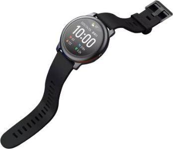 czarny smartwatch Xiaomi