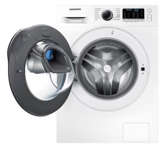 otwarta pralka Samsung