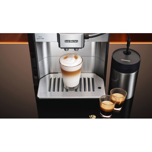 kawa z ekspresu Siemens