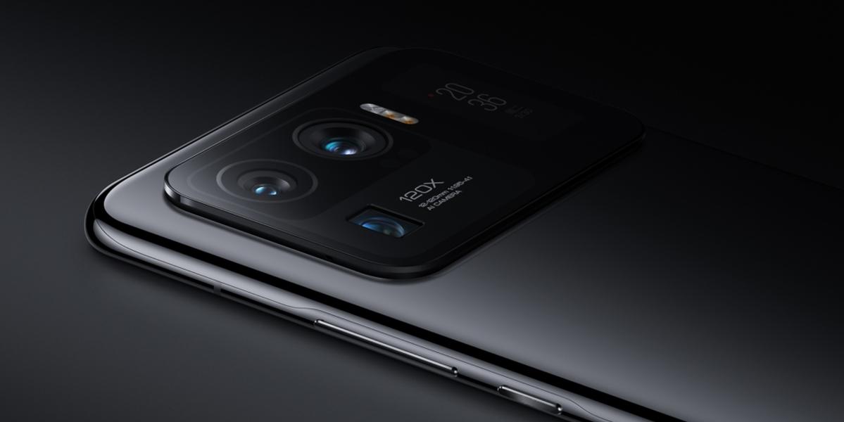 Xiaomi Mi 11 Ultra z tylu