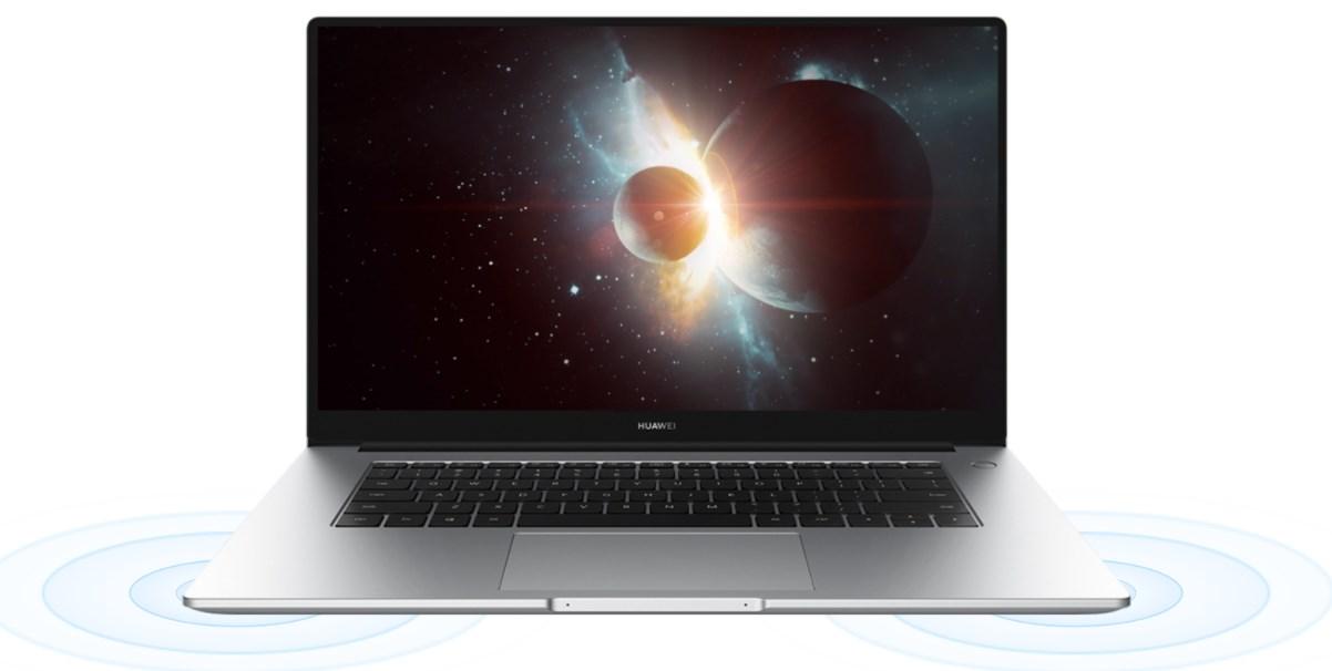 Huawei Matebook D15 2021 ekran