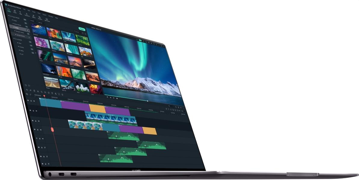 Huawei Matebook X Pro 2021 wydajność