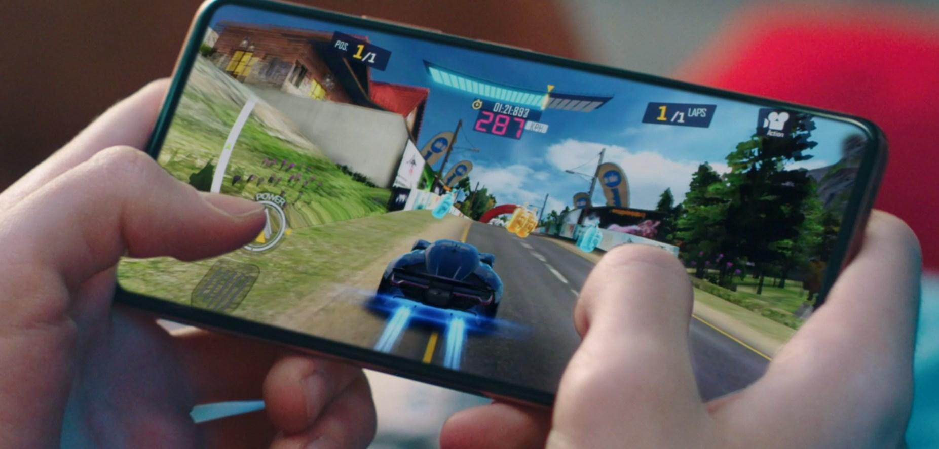 Redmi Note 10 Pro ekran