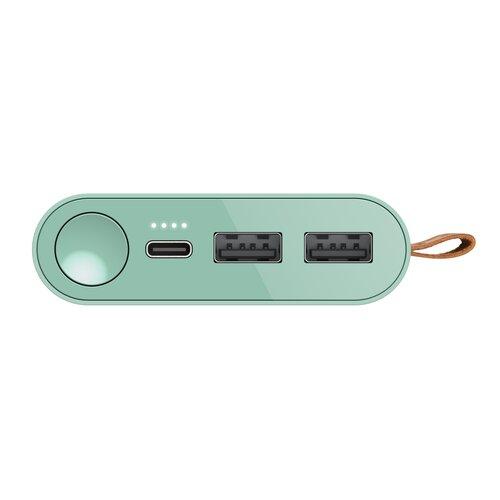 porty USB w powerbanku