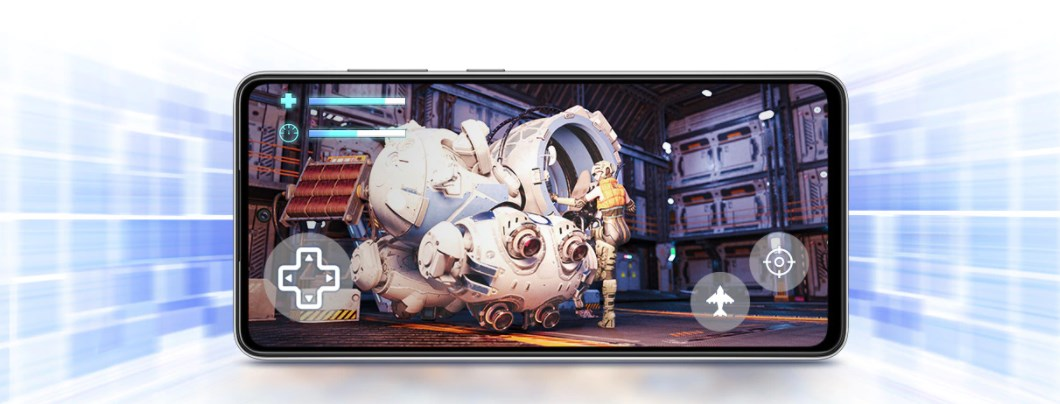 Game Booster Galaxy A52
