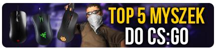 TOP 5 Myszek do CS:GO - Najlepsze Gamingowe Myszki 2017