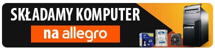 Tanie zestawy komputerowe do gier z używanych części na Allegro