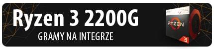 Ryzen 3 2200G - Recenzja wielozadaniowego procesora