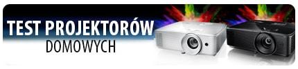 Optoma HD27e i Optoma HD144X - Test projektorów domowych