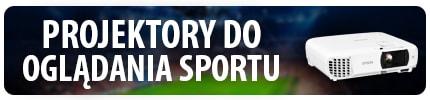 TOP 3 Projektorów, które sprawdzą się przy oglądaniu sportu