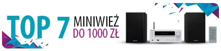 TOP 7 Miniwież do 1000 zł