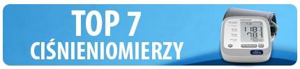 TOP 7 Ciśnieniomierzy