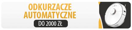 Porządne Odkurzacze automatyczne do 2000 zł |TOP 7|