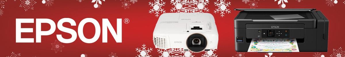 Drukarki i Projektor Epson Jako Świąteczny Prezent