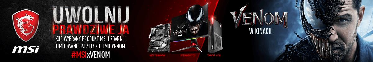 Promocja MSI Venom