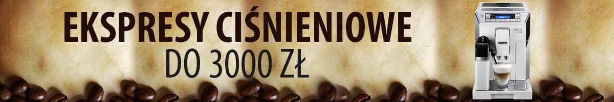 TOP 10 Ekspresów ciśnieniowych do 3000 zł
