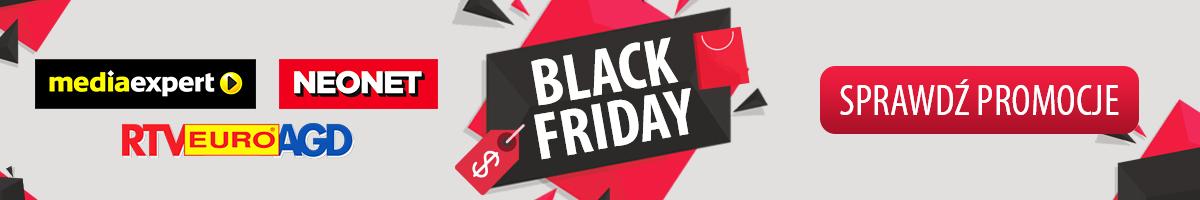 Przegląd promocji na Black Friday - Najlepsze promocje na sprzęt elektroniczny