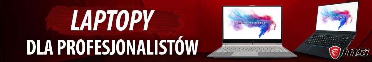 Najnowsze laptopy biznesowe od MSI na CES 2019