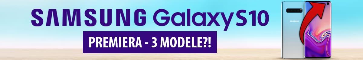 Samsung Galaxy S10 specyfikacja i cena