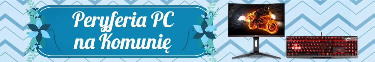 Polecane peryferia PC na prezent dla dziecka