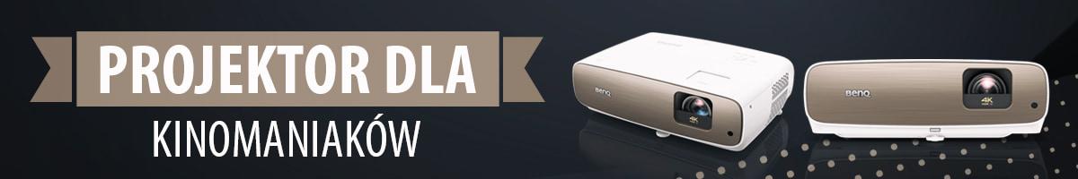 Test BenQ W2700 - Projektor dla bardziej wymagających kinomaniaków