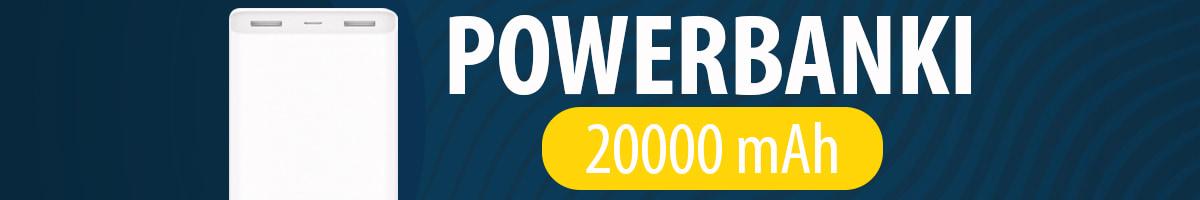 Jaki pojemny powerbank 20000 mAh wybrać? |TOP 5|