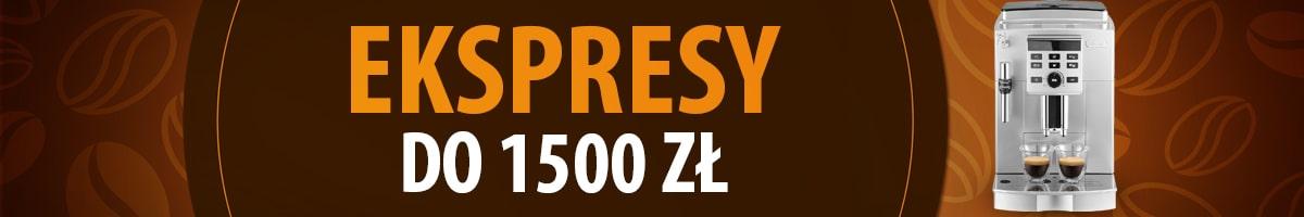 Jaki tani ekspres automatyczny do 1500 zł? |TOP 7|