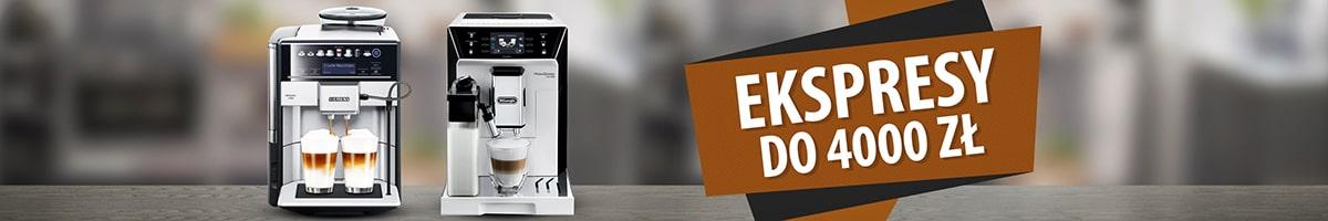 Jaki ekspres automatyczny do kawy do 4000 zł? |TOP 7|