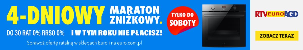 Maraton okazji w RTV Euro AGD