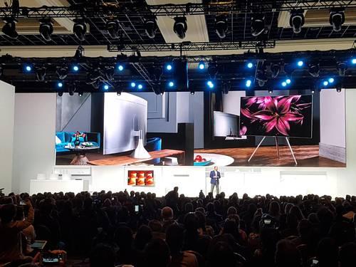 Samsung na CES 2017
