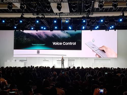Samsung na CES 2017 2