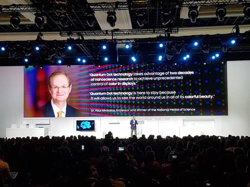 Samsung na CES 2017 11
