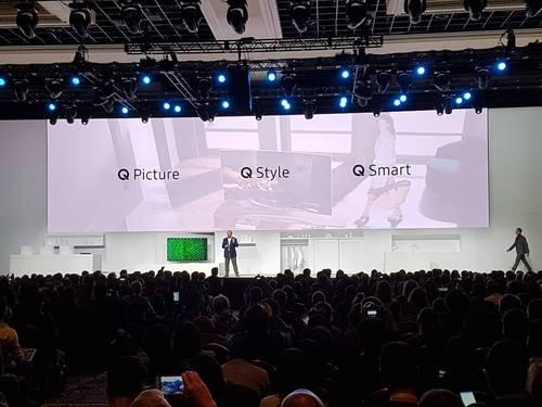 Samsung na CES 2017 13