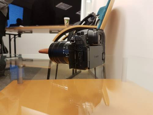 Prezentacja Aparatu Panasonic Lumix GH5 2