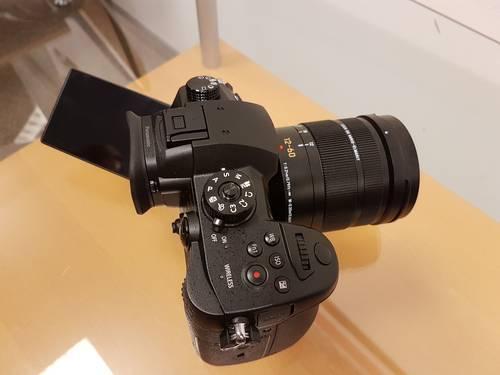Prezentacja Aparatu Panasonic Lumix GH5 4