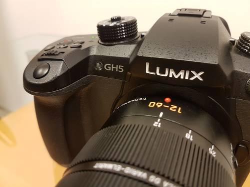 Prezentacja Aparatu Panasonic Lumix GH5 8