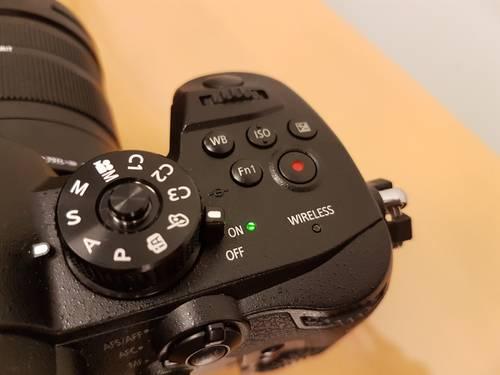 Prezentacja Aparatu Panasonic Lumix GH5 9