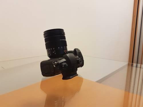 Prezentacja Aparatu Panasonic Lumix GH5 11
