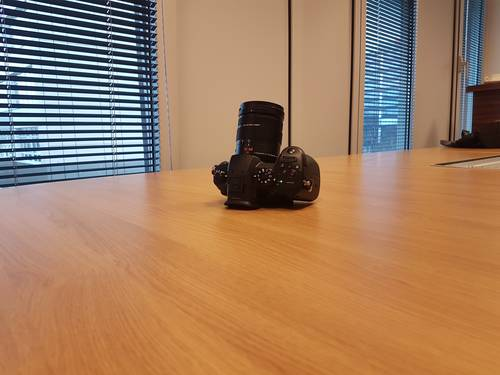 Prezentacja Aparatu Panasonic Lumix GH5 12