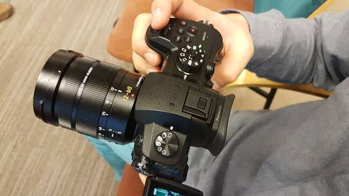 Prezentacja Aparatu Panasonic Lumix GH5 19