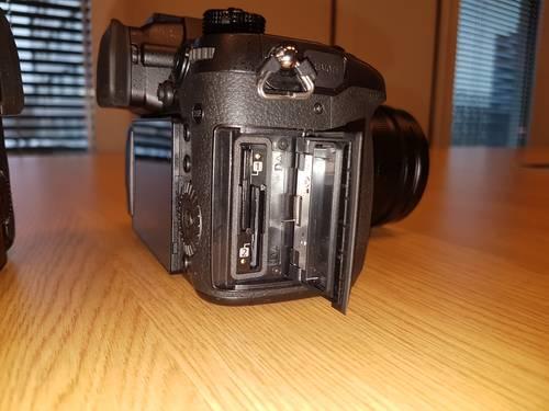 Prezentacja Aparatu Panasonic Lumix GH5 25