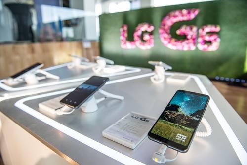 Premiera LG G6 2